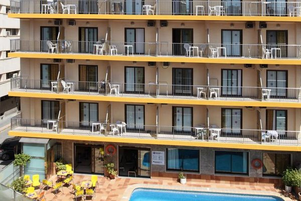 Hotel Brasil - фото 23