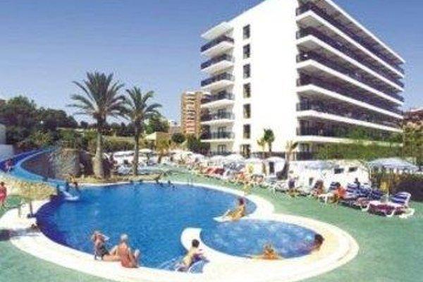 Hotel RH Corona del Mar - фото 22