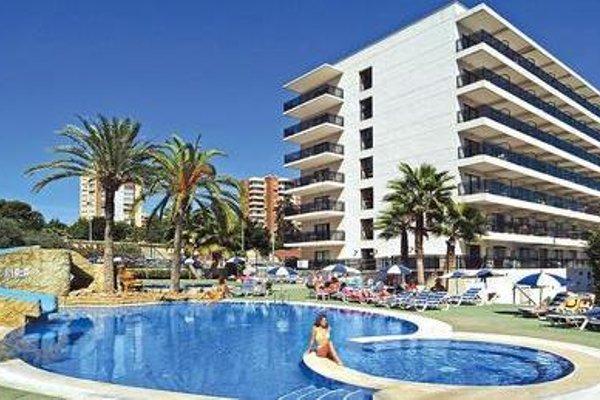 Hotel RH Corona del Mar - фото 23