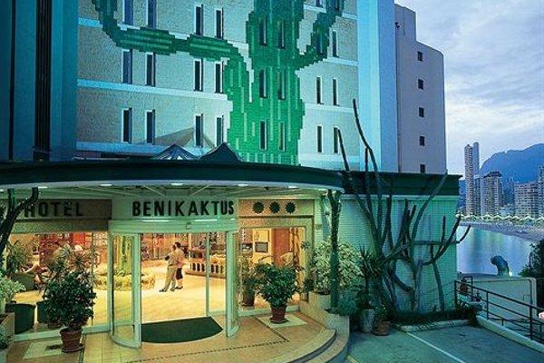 Hotel Benikaktus - фото 23