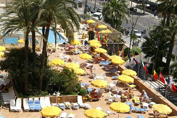 Hotel Don Pancho - фото 17