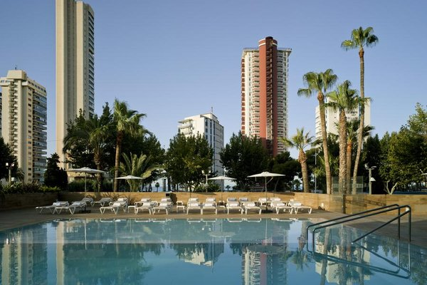 Hotel Don Pancho - фото 19