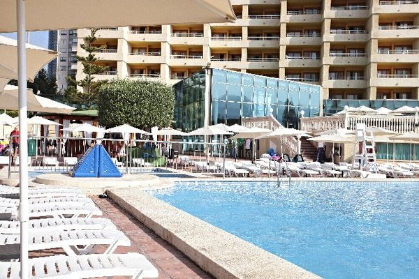 Marconfort Benidorm Suites - All Inclusive - фото 50