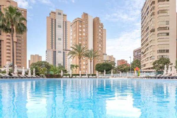 Marconfort Benidorm Suites - All Inclusive - фото 21