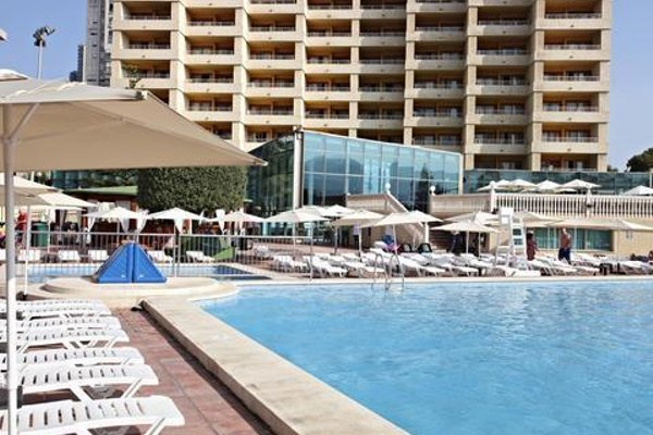 Marconfort Benidorm Suites - All Inclusive - фото 23