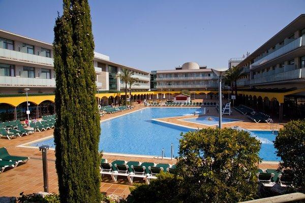 Hotel Mediterraneo - фото 23