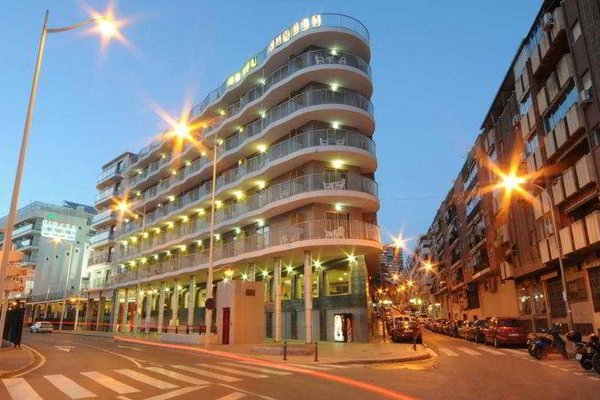Hotel Rambla - фото 50