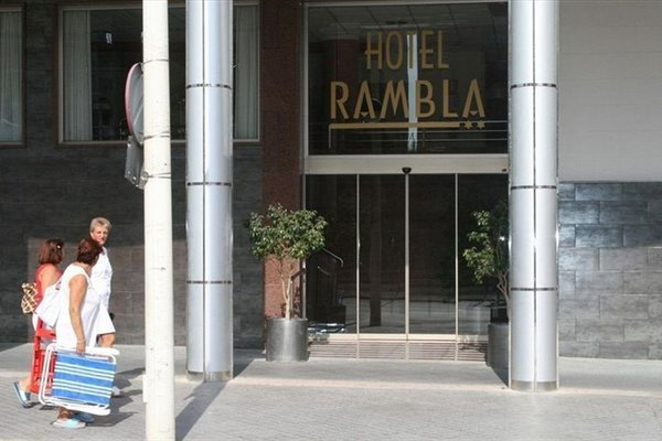 Hotel Rambla - фото 23