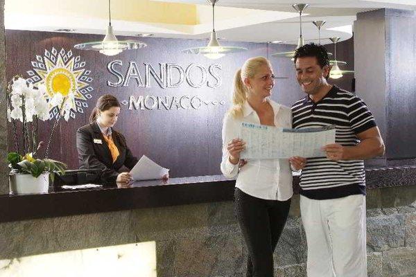 Sandos Monaco Beach Hotel & Spa - Только для взрослых - Все включено - фото 14