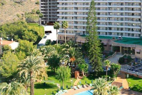 Don Jorge Apartamentos - фото 19
