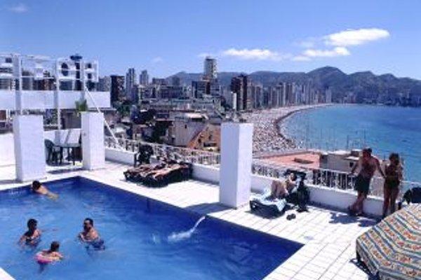 Hotel Centro Mar - фото 21