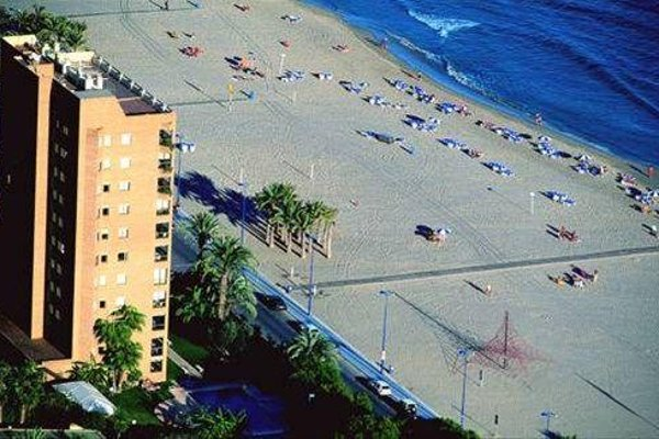 Apartamentos Maria Cristina Beach - фото 15