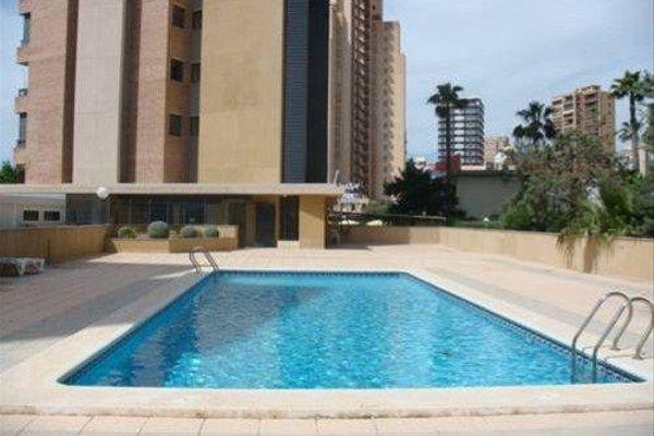 Apartamentos Gemelos 23 - Beninter - фото 11