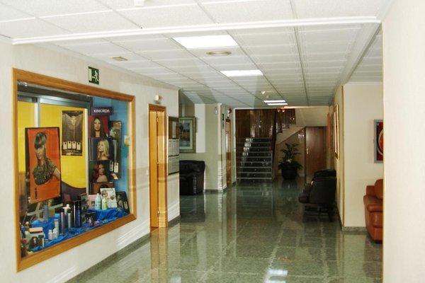 Hotel Caballo de Oro - фото 10