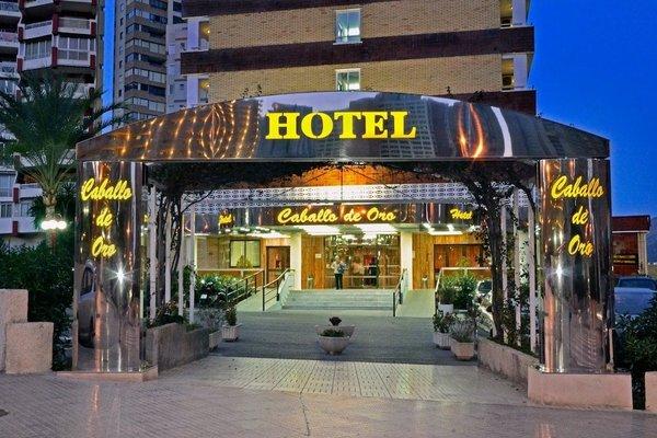 Hotel Caballo de Oro - фото 16
