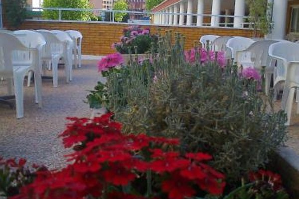 Hotel Caballo de Oro - фото 18