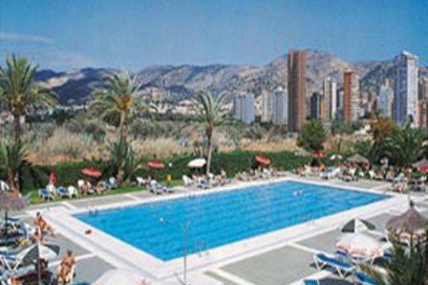 Hotel Caballo de Oro - фото 21