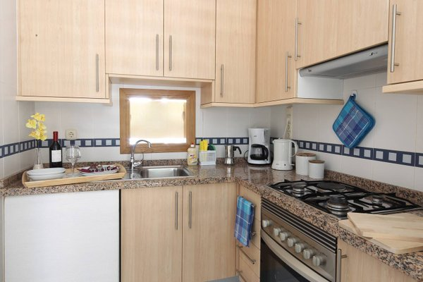 Apartamentos Lido - фото 11