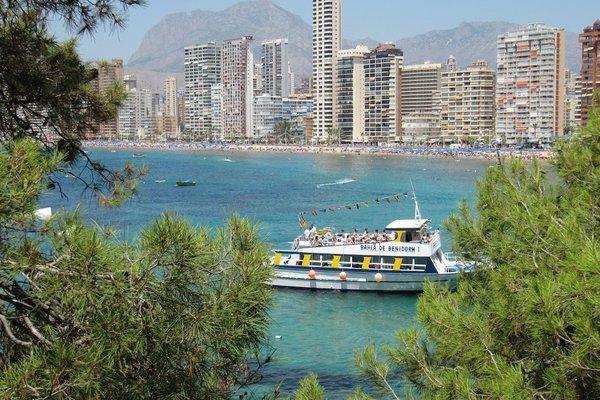 Apartamentos Lido - фото 18