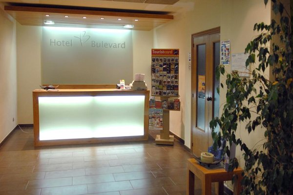 Hotel Bulevard - фото 11