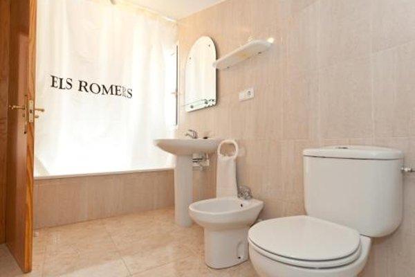 Apartamentos Els Romers - фото 7