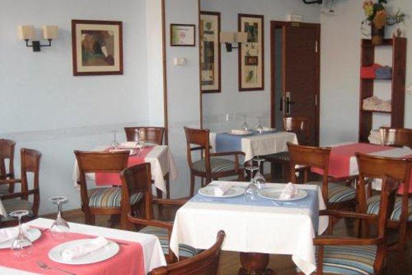 Hotel Santiago - фото 15