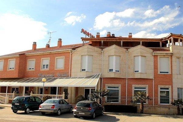 Hostal Castilla - фото 19