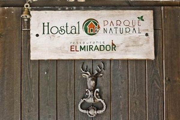 Hostal Parque Natural - фото 16
