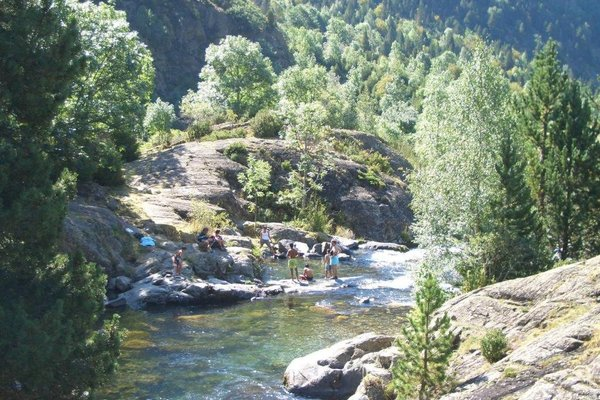 Apartamentos Ball Benas Benasque - фото 24