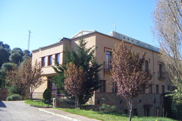Hotel Dehesilla - фото 8