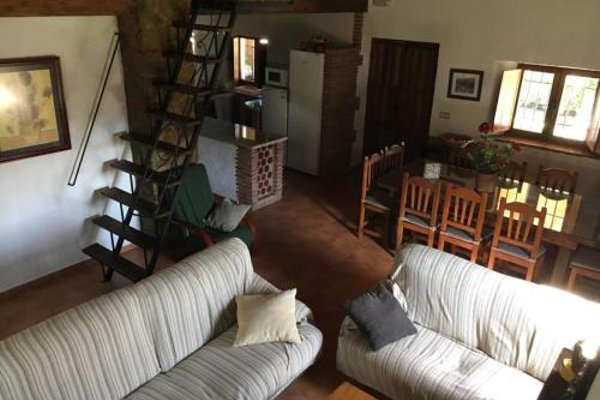 Casa Rural Los Cascajales - фото 19
