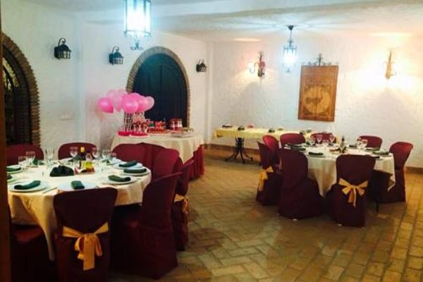 Hotel Cortijo Las Grullas - фото 12