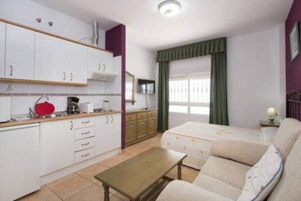 Apartamentos La Fonda - фото 14