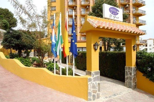 Kross Hotel Velazquez - фото 18