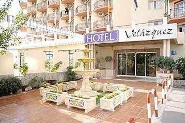 Kross Hotel Velazquez - фото 19