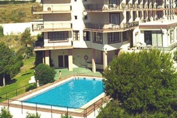 Kross Hotel Velazquez - фото 21