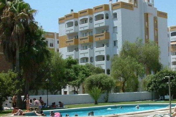 Apartamentos Jardines del Gamonal - фото 23