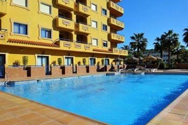 Hotel Vistamar - фото 21