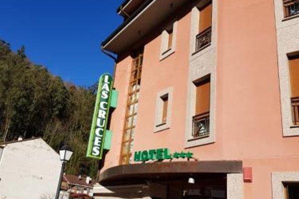 Hotel las Cruces - фото 22