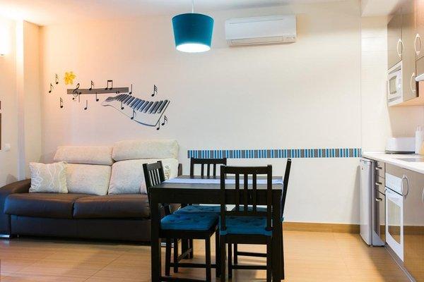 Apartamentos Valdesierra - фото 12