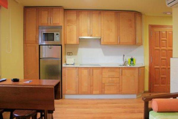 Apartamentos Ababides - фото 10