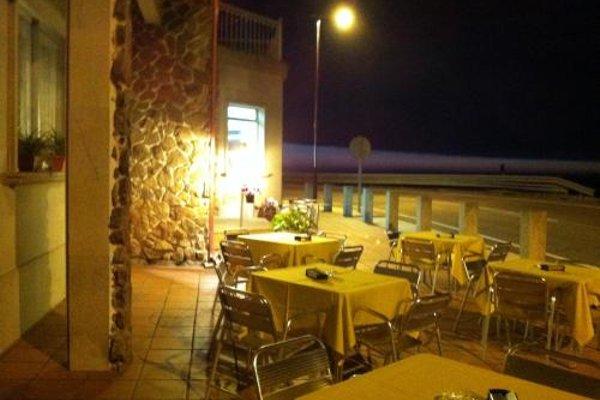 Hotel Rompeolas - фото 16