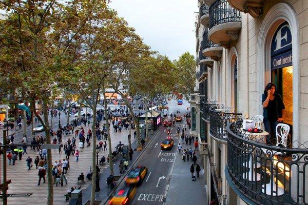 Hotel Continental Barcelona - фото 23