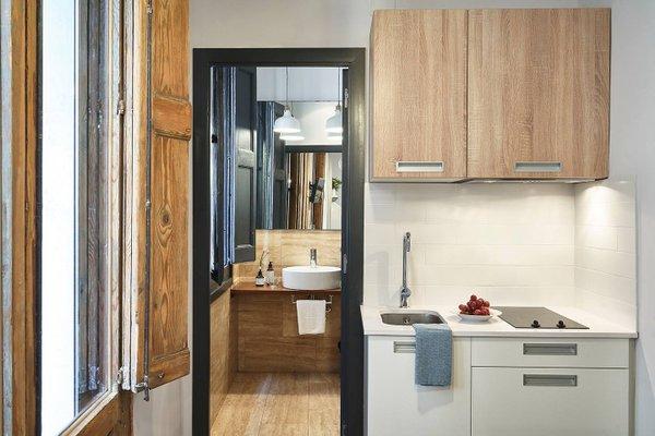 AinB Gothic-Jaume I Apartments - фото 10