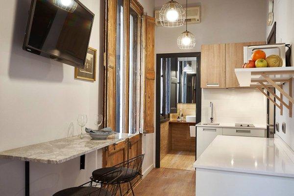 AinB Gothic-Jaume I Apartments - фото 11