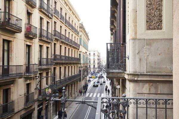 AinB Gothic-Jaume I Apartments - фото 20