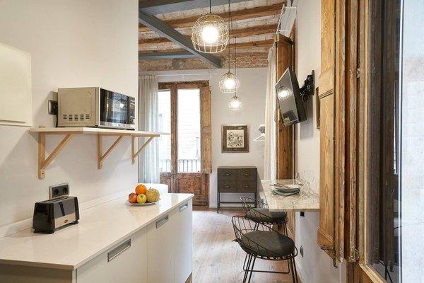 AinB Gothic-Jaume I Apartments - фото 3
