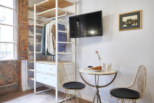 AinB Gothic-Jaume I Apartments - фото 7