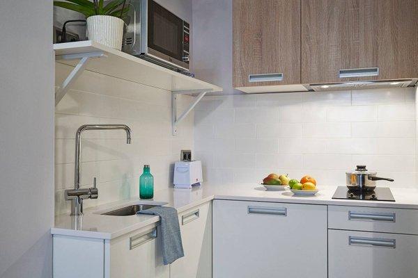 AinB Gothic-Jaume I Apartments - фото 9