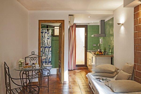 AinB Las Ramblas-Guardia Apartments - фото 16